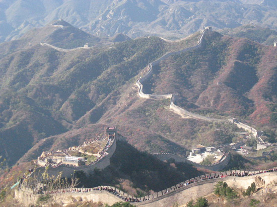Beijing Tour to Badaling Great Wall