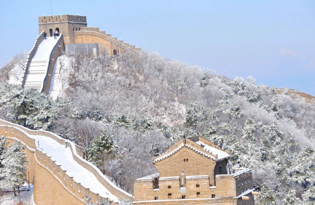 Badaling Great Wall Sight