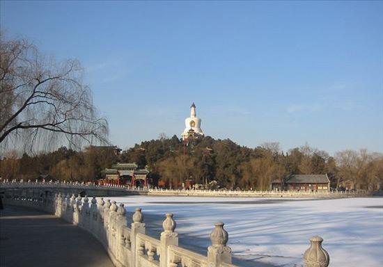 Beihai Park Lake