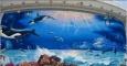 Sight of Beijing Aquarium