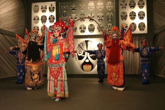 Beijing Opera Acting