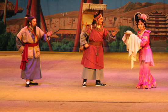 Beijing Tour to enjoy Peking Opera