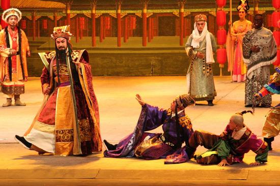 Peking Opera of Beijing Tour