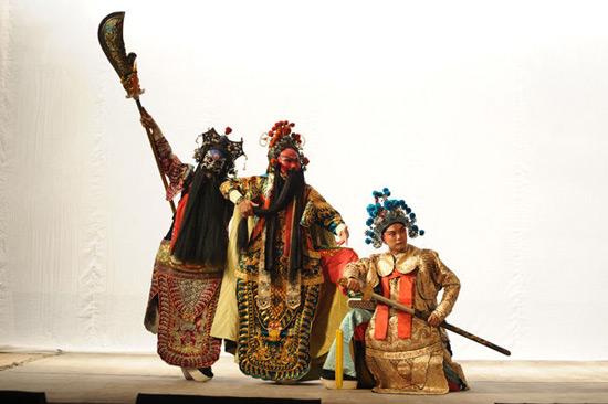 Peking Opera in Beijing