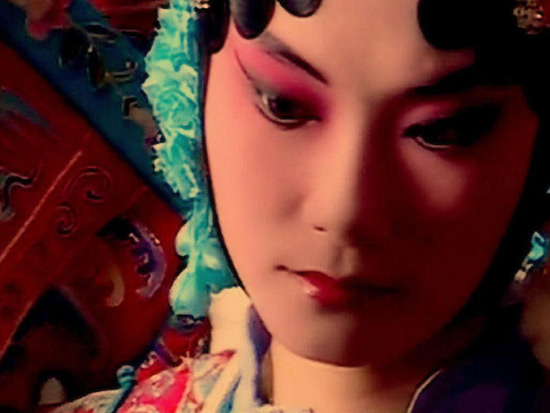 Face of Peking Opera