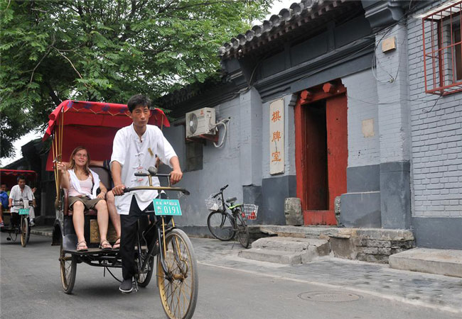Tour to Beijing Hutong