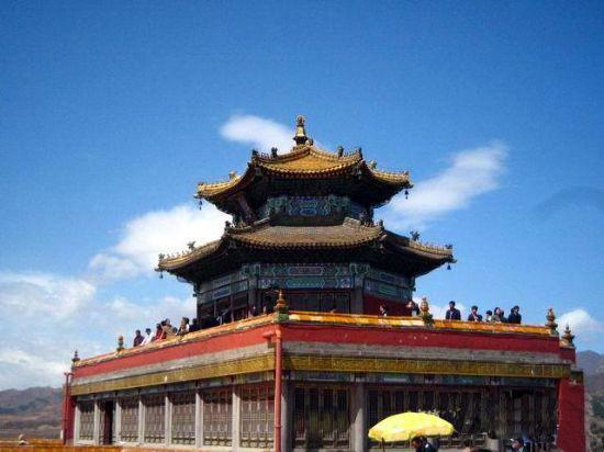 Chengde Summer Resort Temple
