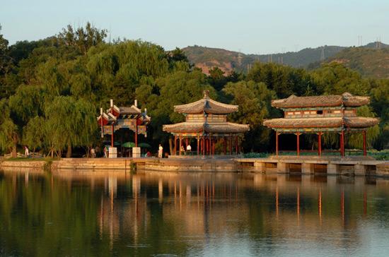 Sight of Chengde Summer Resort