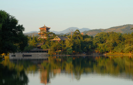 Chengde Summer Resort sight