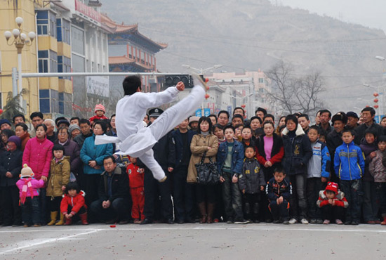 Chinese Kung Fu Show