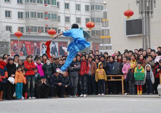 China Tour of Chinese Kung Fu