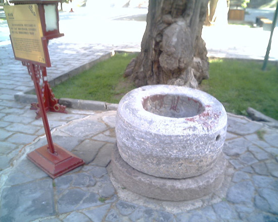 Well in Confucius Temple
