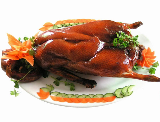 Beijing Food, Roast Duck