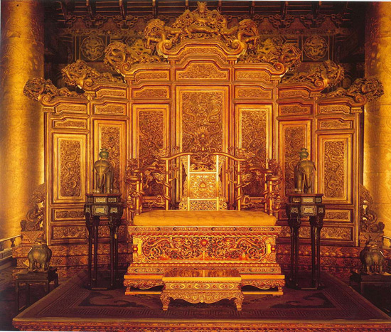 Inner of The Forbidden City