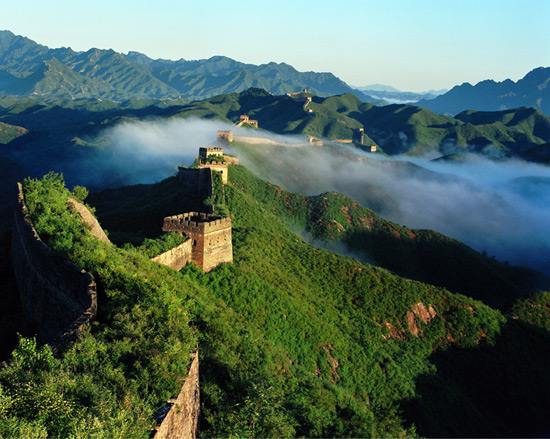 Beijing Tour to Jinshangling Great Wall