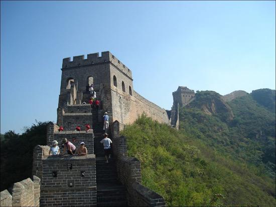 Jinshangling Great Wall