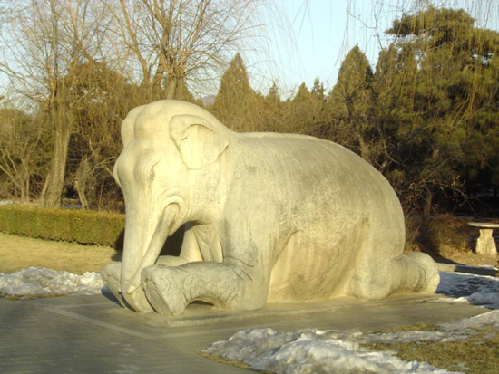 Ming Tombs' Sculpture