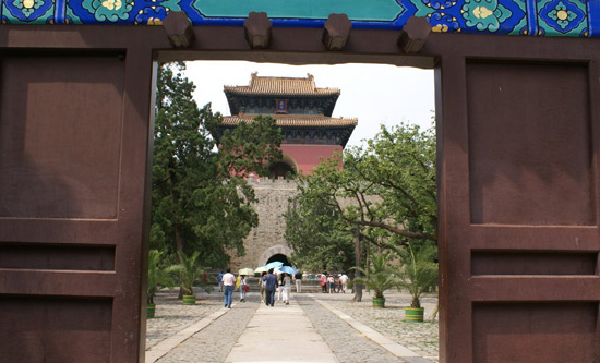 Ming Tombs in Beijing Tour