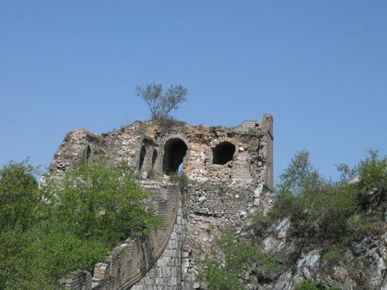 The Battery on Mutianyu Great Wall