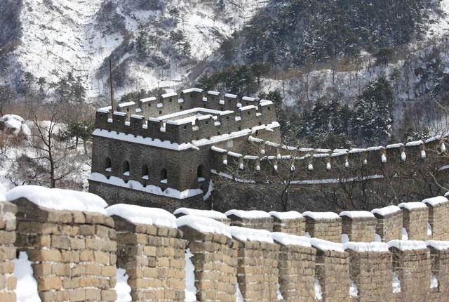 Mutianyu Great Wall Sight