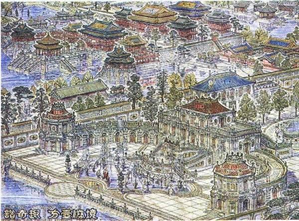 Yuanmingyuan Park, Yuanmingyuan Beijing 5