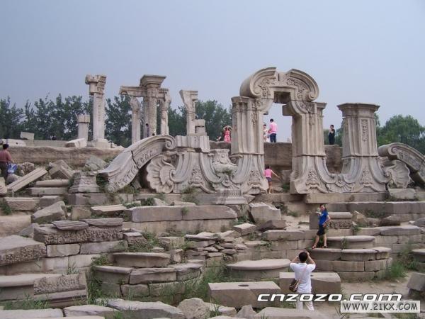 The Old Summer Palace, Yuanmingyuan Park 6