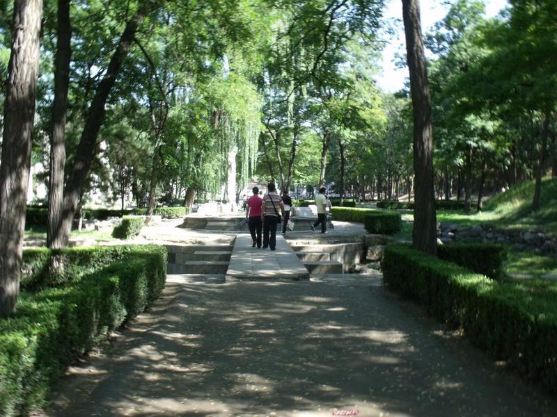 Yuanmingyuan Park, Yuan Ming Yuan 21
