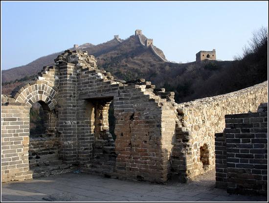 Simatai Great Wall Trip