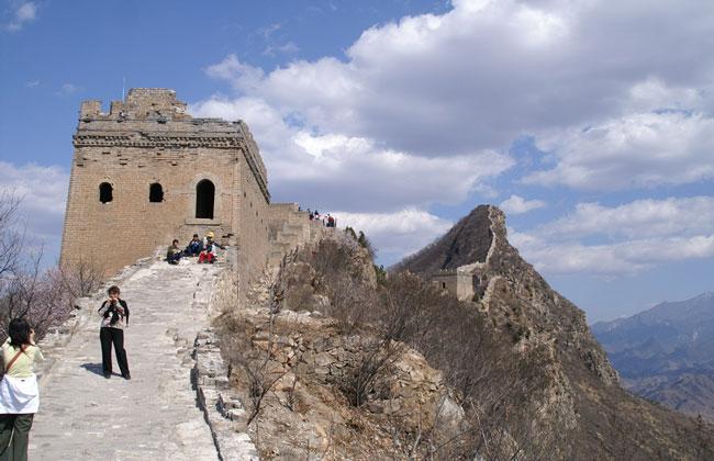 Simatai Great Wall Battery