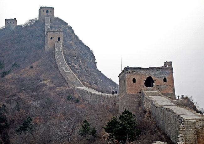 Simatai Great Wall Fortress