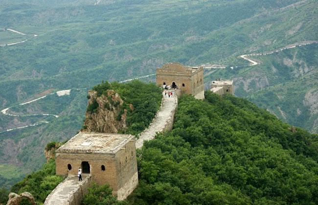 Simatai Great Wall Overlook