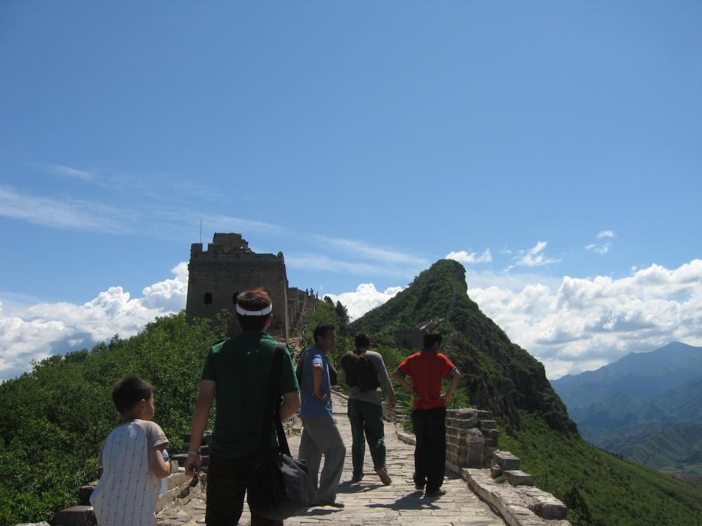 Beijing Tour to Simatai Great Wall