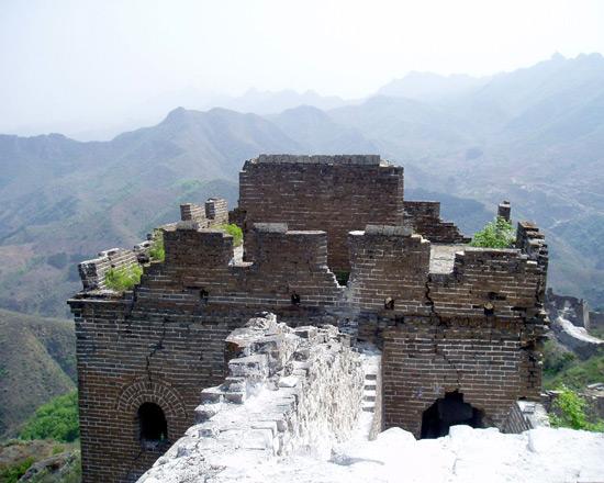 Simatai Great Wall, Great Wall Chinese