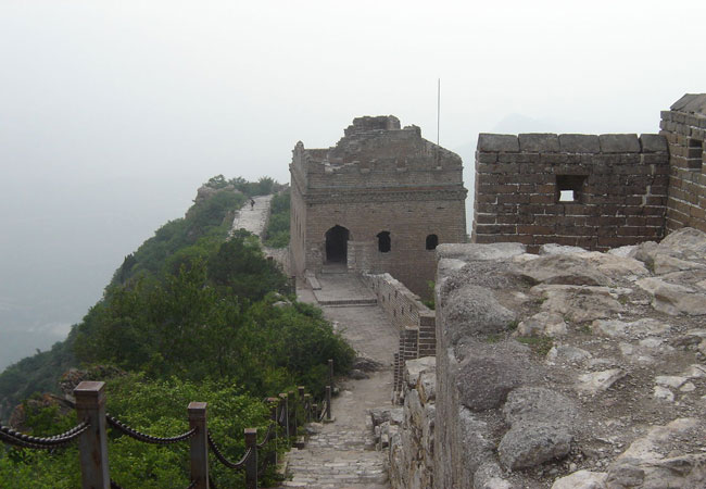 Sight of Simatai Great Wall