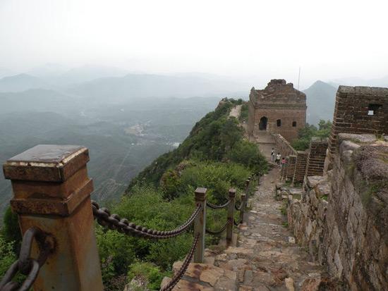 Simatai Great Wall Road