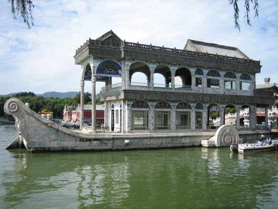The Summer Palace Scenery