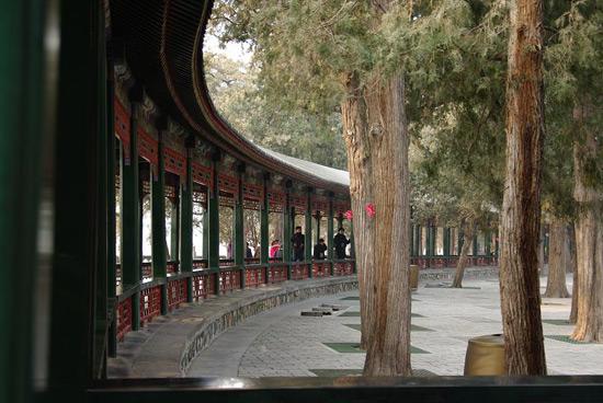 Yiheyuan-Summer Palace Beijing