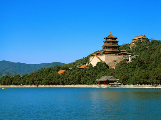 Summer Palace Beijing-Yiheyuan Garden