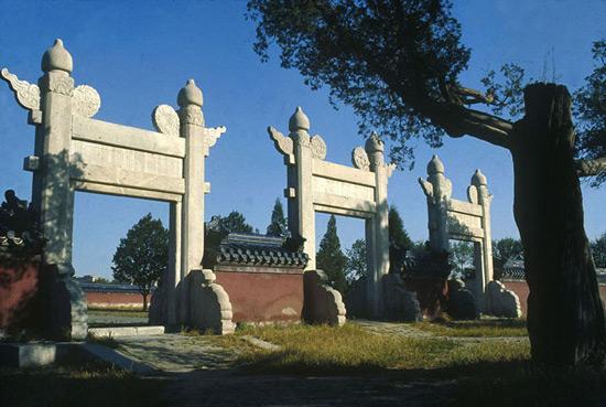 Temple Of Heaven Gateway