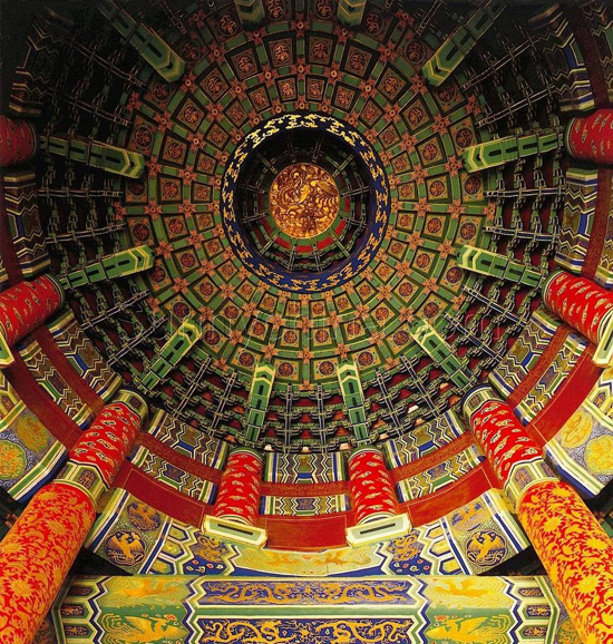 Temple of Heaven, Tiantan Park