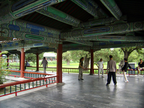 Corridor of Temple Of Heaven