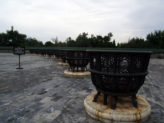 View of the Temple Of Heaven