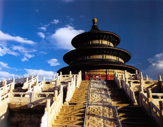 Beijing Tour to the Temple Of Heaven