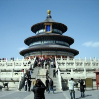 The Temple Of Heaven, Tiantan Park, Forbidden City