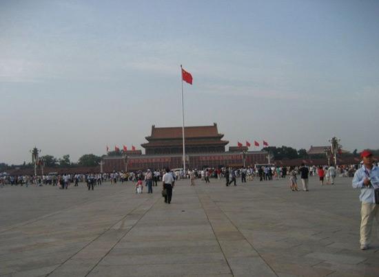 Tiananmen Square Sight
