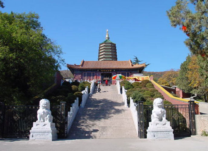 China Tour to Western Hills