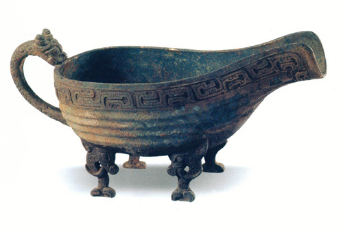 Ancinent Chinese Bronze Vessels 33