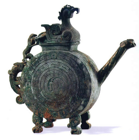 Ancinent Chinese Bronze Vessels 29
