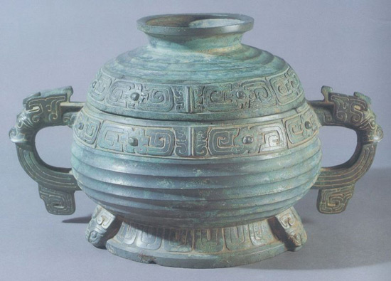 Ancinent Chinese Bronze Vessels 41