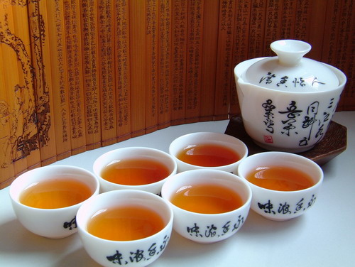 Fujian Woolong Tea